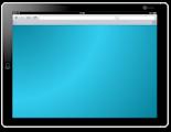 iPad landscape