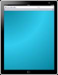 iPad portrait